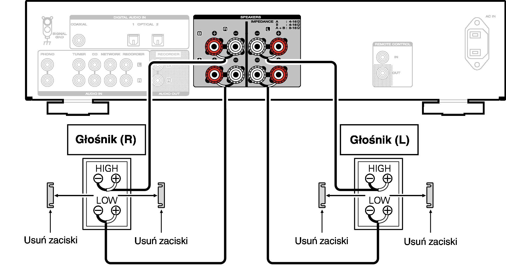 Bi Wiring Diagram - WIRE Center •